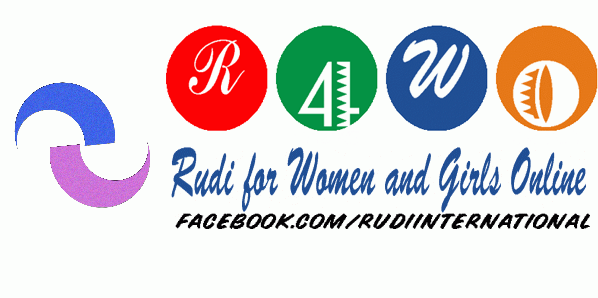 Logo Rudi for Women and Girls Online