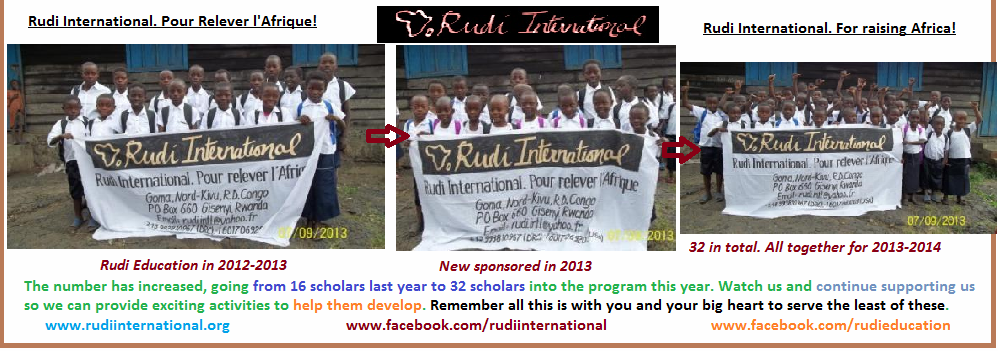 Rudi Education has grown from 16 to 32 students in one year.