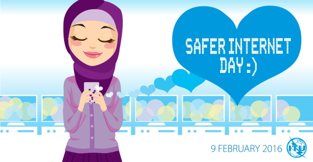 Working for a safer online environment for young people #SID2016